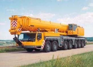 Guindaste Lieberr LTM-1400 7